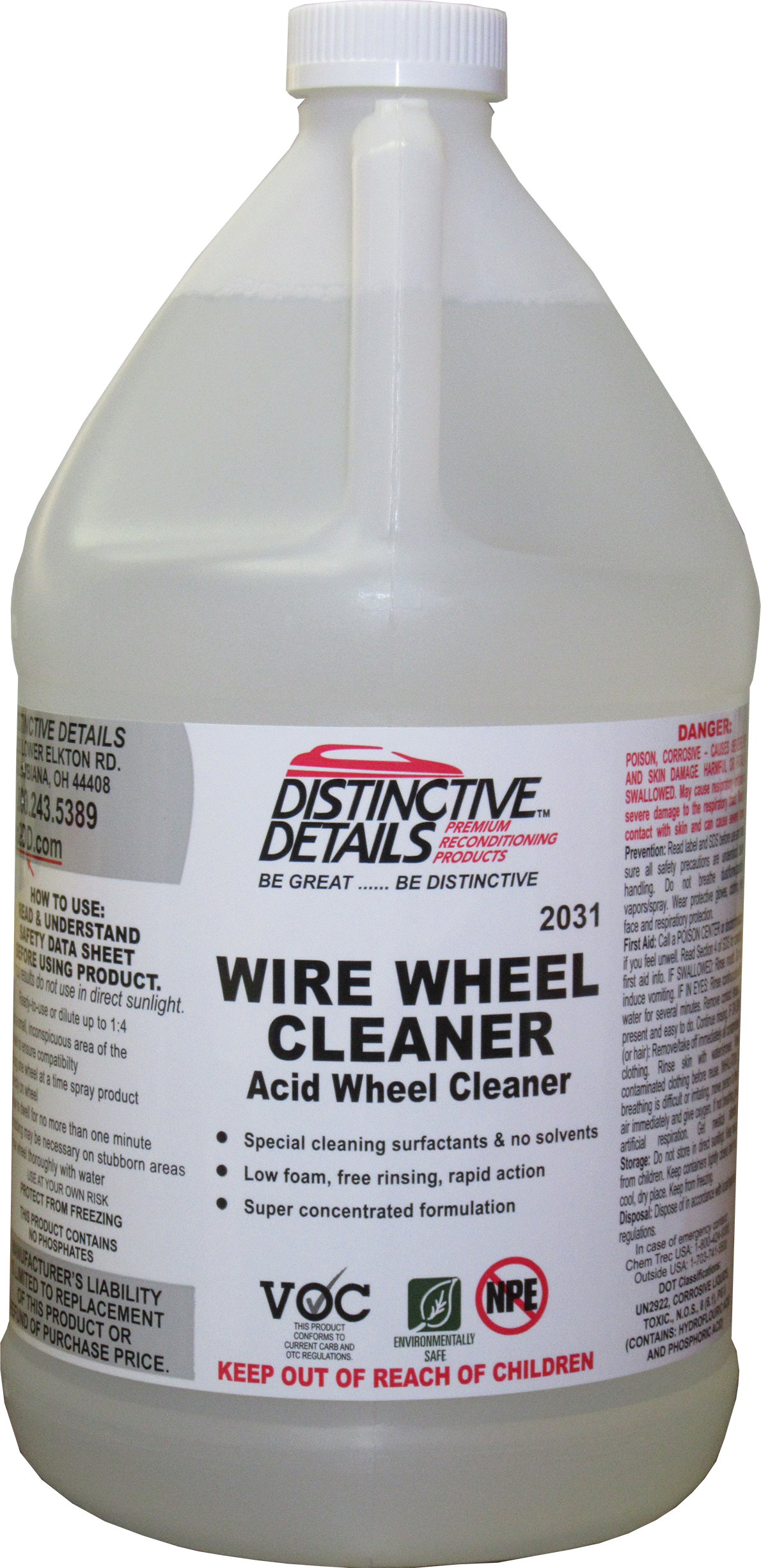 Tire Wheel Cleaners Dangers Of Aluminum Wiring Wire Cleaner Product 2031